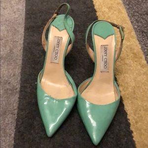 Jimmy Choo heels 39 size